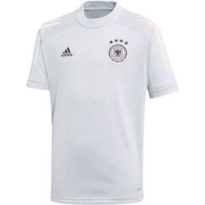 Adidas Allemagne T-shirt d'Entraînement - Gris/Blanc Enfant - Gris - Taille 152 cm