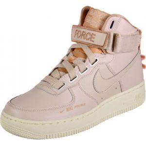 Nike Chaussure Air Force 1 High Utility - Crème - Taille 42