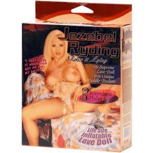 Poupée gonflable Jezebel Ryding