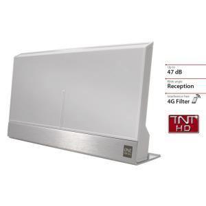 One for All SV 9386 - Antenne intérieure Full HD 3D amplifiée 47dB