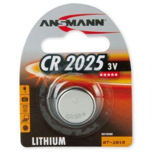 Ansmann CR 2025 - 3V Pile de bouton lithium