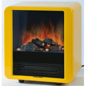 Ewt Mini Cube - Cheminée électrique 1500W