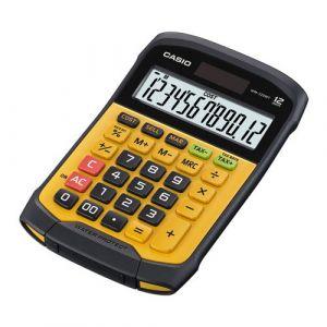 Casio WM-320MT - Calculatrice de bureau 12 chiffres étanche et lavable