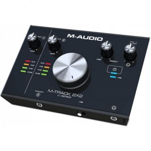 M-Audio M-Track Solo - Interface audionumérique USB M-Track Series