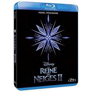 La Reine des Neiges 2 Blu-ray