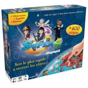 Dujardin Super 4 Playmobil