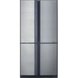 Sharp SJEX820FWH - Réfrigérateur américain