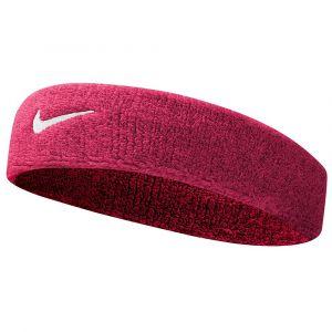 Nike Bandeau Swoosh Taille Unique Vivid Pink/White