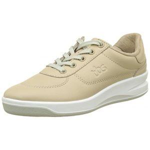Tbs Brandy, Chaussures de Tennis Femmes, Beige (Tuffeau + Col Tuffeau B7a23), 38 EU