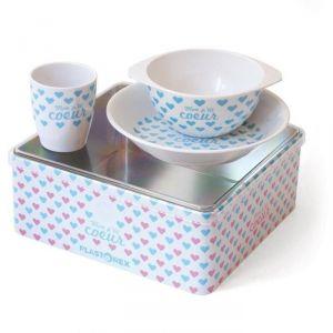 Plastorex 9293 - Set de vaisselle mélamine