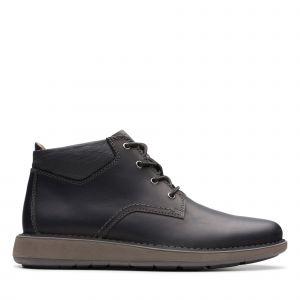 Clarks Boots Un larvik top Noir - Taille 41,42,43,44,45,42 1/2,41 1/2