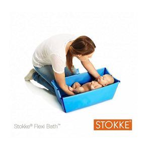 Stokke Baignoire Pliable Flexi Bath Comparer Avec Touslesprixcom