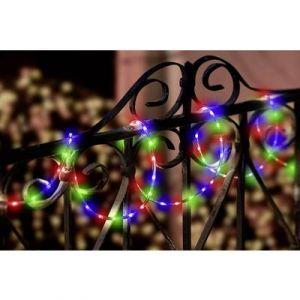 Polarlite Guirlande lumineuse tubulaire solaire pour l'extérieur Ampoule LED multicolore 1 pc(s)