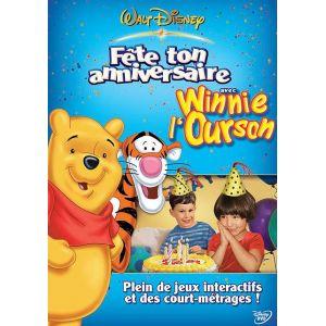 Fête ton anniversaire avec Winnie l'Ourson