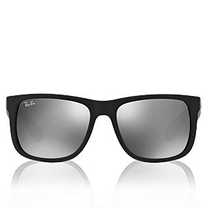 Ray-Ban RB 4165 Justin Sunglasses Black 622/8G 55mm