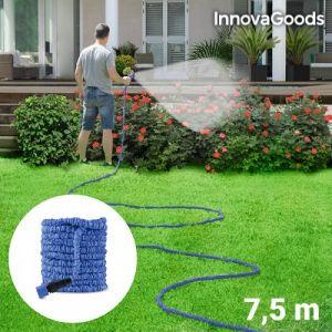 Innova Goods Tuyau d'Arrosage Extensible 7,5 m InnovaGoods