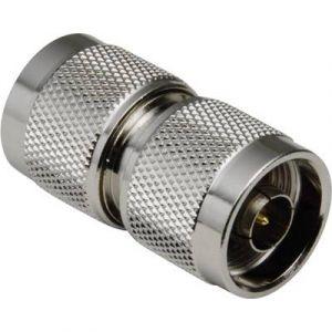 Bkl electronic Adaptateur N 0404032 N mâle N mâle 1 pc(s)