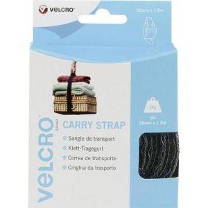 Velcro VEL-EC60326 - Sangle étirable et réglable (L x l) 1.8 m x 50 mm noir