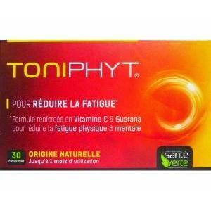 Image de Sante verte Toni'phyt - Fatigue et Tonus 30 comprimés