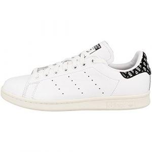 Adidas Stan Smith W BZ0568, Multicolore-Blanc/Noir (Ftwblaftwblanegbas), 37 1/3 EU