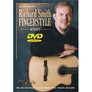 Import Mel Bay Smith Richard - Richard Smith: Fingerstyle Artistry - Guitar