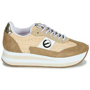 No Name Chaussures FLEX M JOGGER - Couleur 37,38,39,40 - Taille Marron