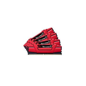 G.Skill RipJaws 5 Series Rouge 64 Go (4x16 Go) DDR4 3600 MHz CL19