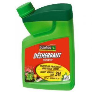 Solabiol Désherbant polyvalent concentré 800 ml