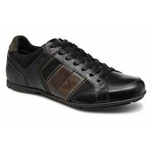 Levi's Jenks, Derbys Hommes, Noir (Noir Regular Black 59), 45 EU