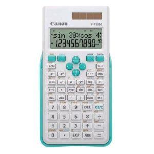 Canon F-715SG - Calculatrice scientifique jusqu'à 16 chiffres