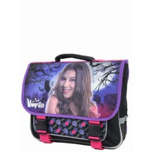 Cartable Chica Vampiro 2 compartiments (38 cm)