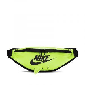Nike Sac banane Heritage - Jaune - Taille ONE SIZE - Unisex