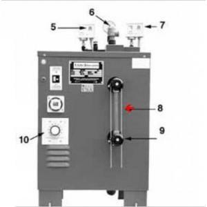 Procopi 1891004 - Voyant de niveau de générateur de vapeur MR Steam CU360 à 750