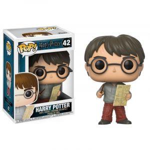 Funko Figurine Pop! Harry Potter : et la carte du maraudeur