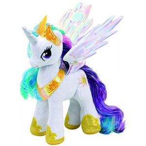 Ty Peluche Princesse Célestia My Little Pony