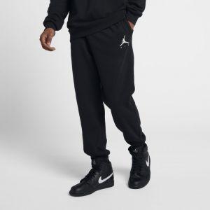 Nike Pantalon en tissu Fleece Jordan Jumpman Air pour Homme - Noir - Taille L - Male