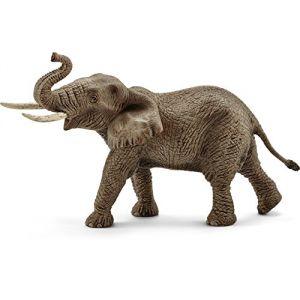 Schleich 14762 - Éléphant d'Afrique mâle