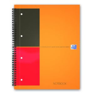 Oxford Bloc Note Book international 80 feuilles (A4+)