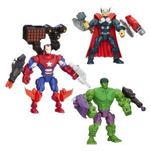 Hasbro Avengers Super Hero Mashers (modèle aléatoire)