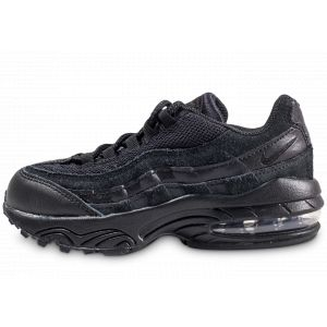 Nike Chaussure Air Max 95 pour Petit enfant - Noir - Taille 34