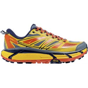 Hoka one one Mafate Speed 2 Old Gold / Moonlit Ocean Chaussures de trail