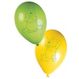 Procos 8 ballons de Baudruche Winnie l'Ourson
