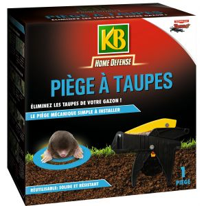 KB Piège à taupes Home Defense