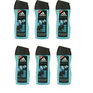 Adidas Ice Dive - Gel douche 3 en 1