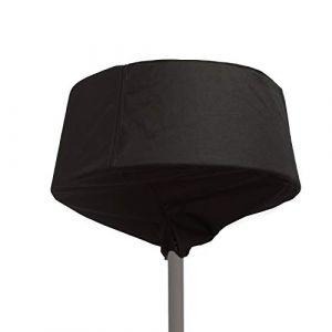 Favex Sirmione & Pesaro Housse, Noir, 74 x 74 x 50 cm