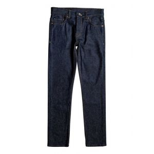 Quiksilver Jean slim taille haute Bleu