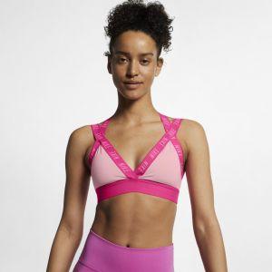 Nike Brassière à maintien léger Indy pour Femme - Rose - Taille S - Female