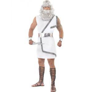Déguisement Zeus Legend et Myths