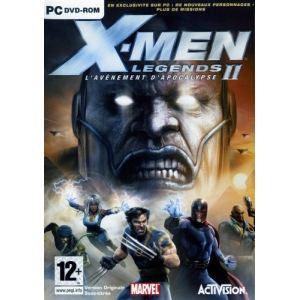 X-Men Legends II : L'Avenement d'Apocalypse [PC]