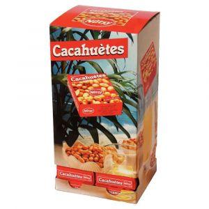 nutsy Tour 48 paquets de 40 g de cacahuètes